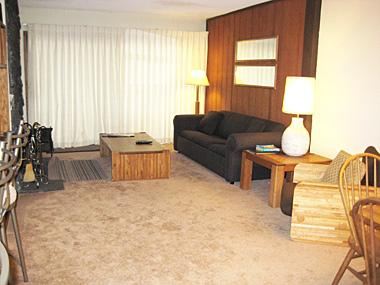 Living Room - The Summit - TS288 - Mammoth Lakes - rentals