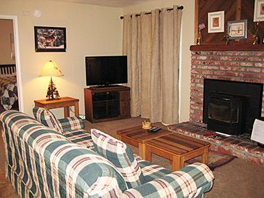Living Room - Hidden Valley - HV105 - Mammoth Lakes - rentals