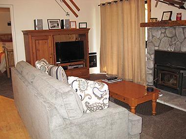 Living Room - Hidden Valley - HV006 - Mammoth Lakes - rentals