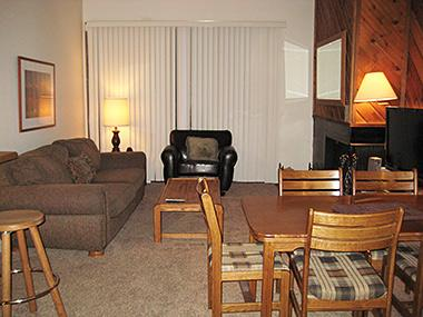 Living Room - Crestview - CV056 - Mammoth Lakes - rentals