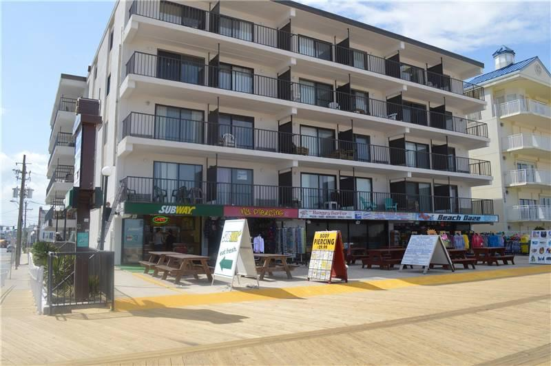 DECATUR HOUSE 205 - Image 1 - Ocean City - rentals