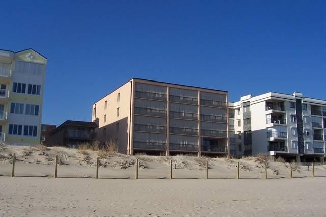 WHITE ROCK 201 - Image 1 - Ocean City - rentals