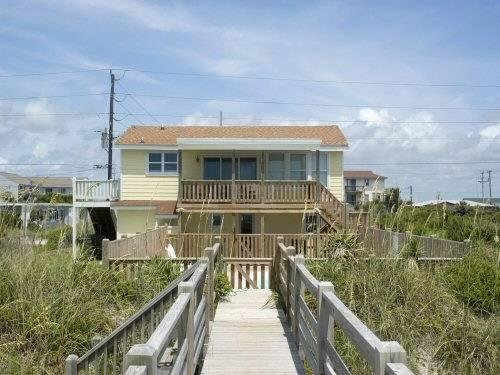 Paws in the Sand - Image 1 - Emerald Isle - rentals