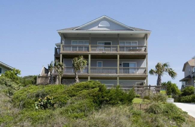 Calloway Casa - Image 1 - Emerald Isle - rentals