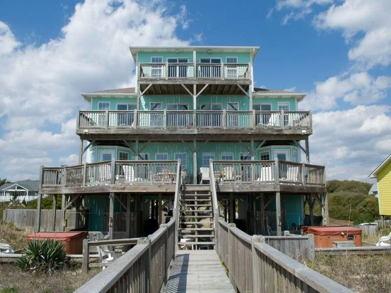 Carolina Breeze West - Image 1 - Emerald Isle - rentals