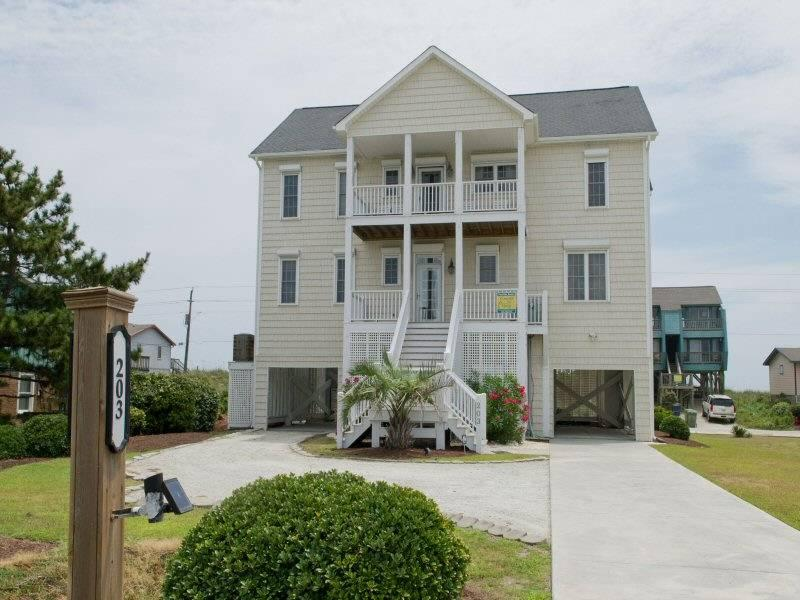 Neptune's Sound By The Sea - Image 1 - Emerald Isle - rentals