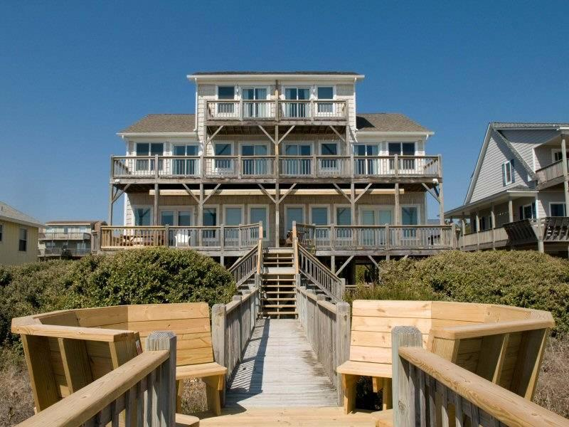 Island Time West - Image 1 - Emerald Isle - rentals