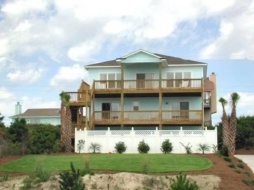 Blue Shore Cabana - Image 1 - Emerald Isle - rentals