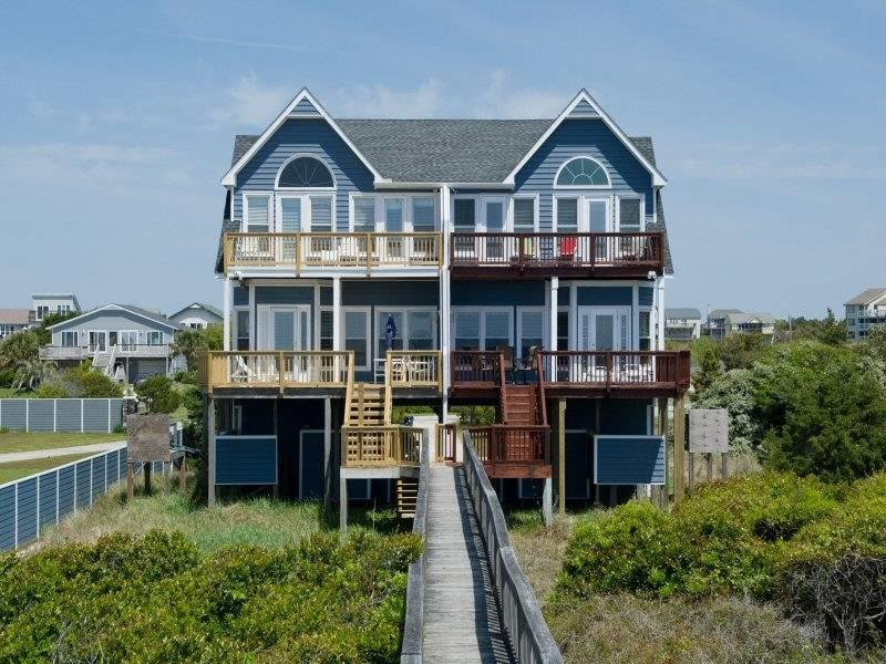 Paradise Point West - Image 1 - Emerald Isle - rentals