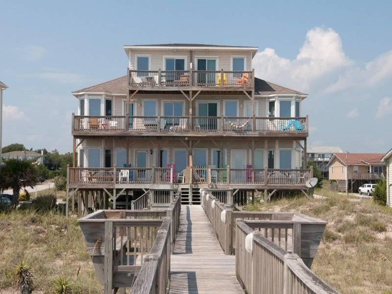 Top Notch Too West - Image 1 - Emerald Isle - rentals