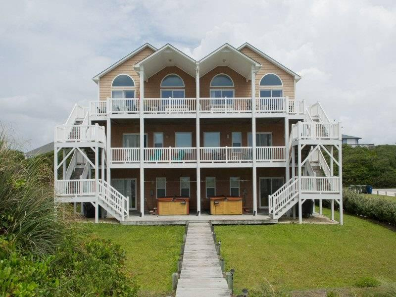 Bahama Breeze West - Image 1 - Emerald Isle - rentals