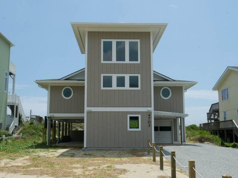 Long Beach - Image 1 - Emerald Isle - rentals