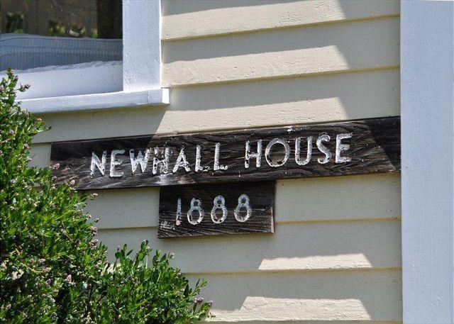 A home with history! - Historic Newhall House at Rosario - Eastsound - rentals