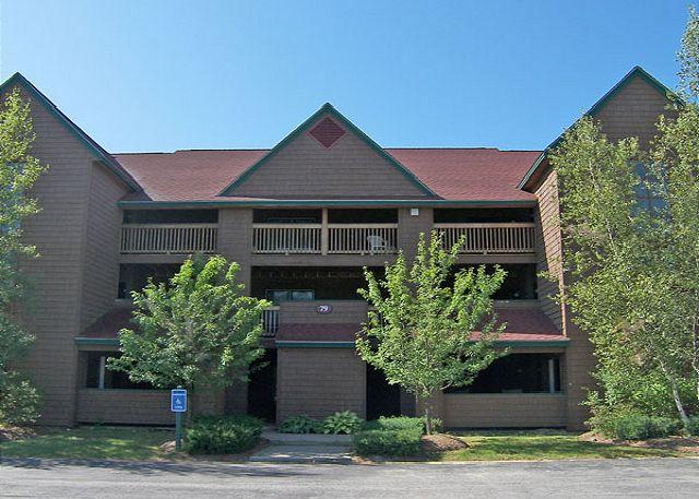 Outside - Deer Park 192 - Managed by Loon Reservation Service - North Woodstock - rentals