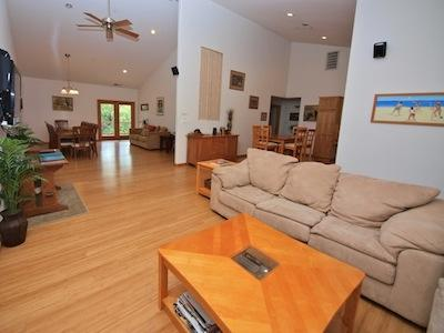 Contente, Russian River Vacation Homes, Open Dining Area - Contente - Guerneville - rentals