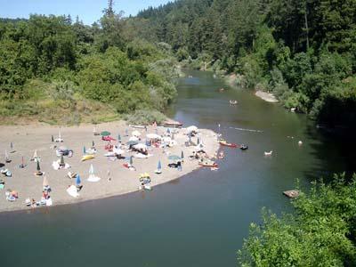 Summerhome Park Cabin 1, Summerhome Park Beach - Summerhome Park Cabin 1 - Forestville - rentals