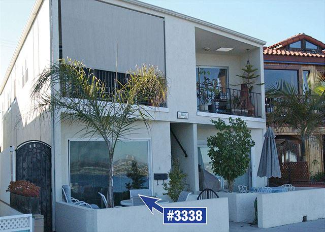 Adorable bayfront condo! Private patio with peaceful views. - Image 1 - Pacific Beach - rentals