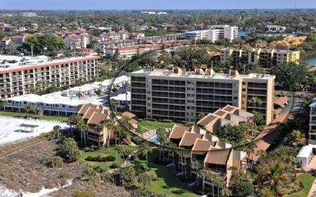 Building # 4 Gulfside! - Midnight Cove- Buttonwood 462 - Siesta Key - rentals