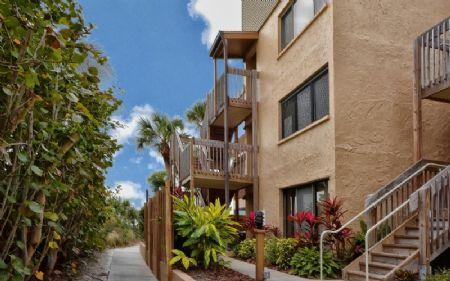 Entrance to Unit - Firethorn 320 - Siesta Key - rentals