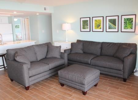 Living Room - Firethorn 321 - Siesta Key - rentals