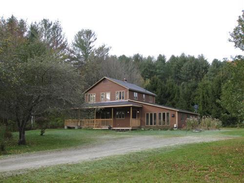 Falls Brook Camp - Image 1 - Stowe - rentals