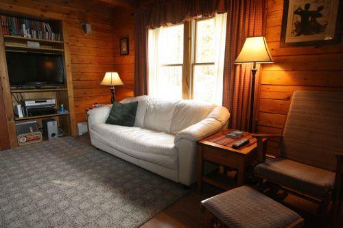 Brookdale Cabin - Image 1 - Stowe - rentals
