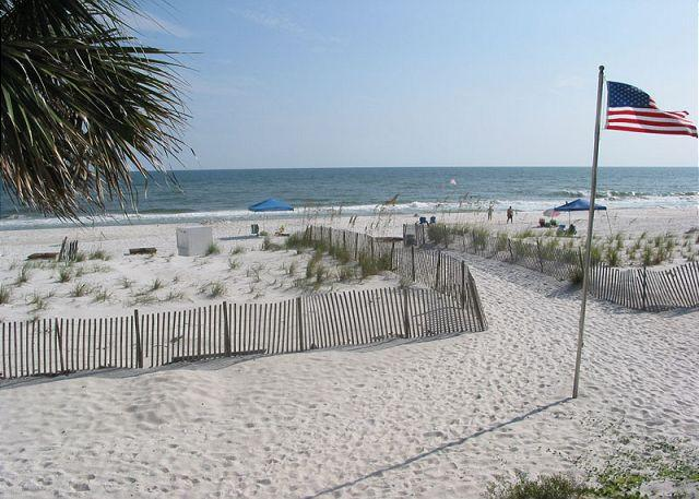 Sandpiper Beach Access - Sandpiper 9C ~ Welcoming Beachside Condo ~ Bender Vacation Rentals - Gulf Shores - rentals