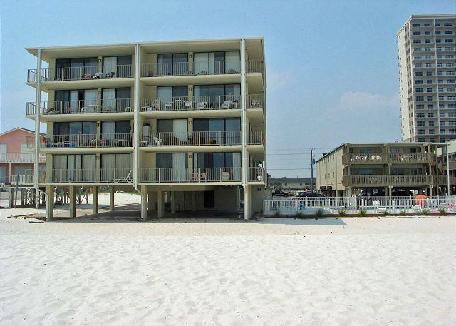 Gulf Village - Gulf Village 416 - Delightful beachfront Condo ~ Bender Vacation Rentals - Gulf Shores - rentals