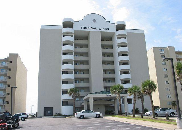Tropical Winds - Tropical Winds 503 - Gulf Shores - rentals
