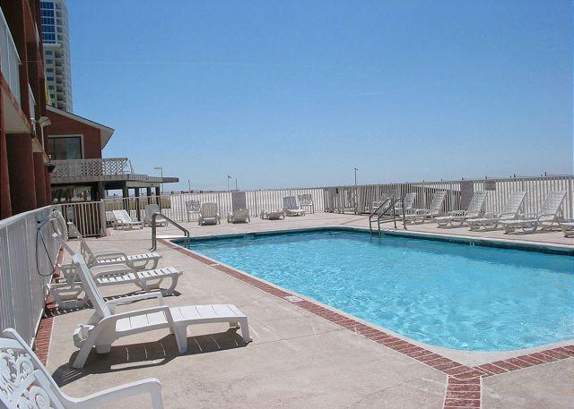 Outdoor Pool - Buena Vista 301~ Newly Redecorated Will Be Your Home Away From Home - Gulf Shores - rentals
