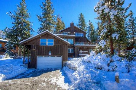 Luxury Tahoe rental in Heavenly Valley with lake view - HCH1202 - Image 1 - South Lake Tahoe - rentals