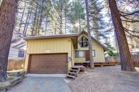 Cozy Chalet with Private Spa and Pet Friendly ~ RA696 - Image 1 - South Lake Tahoe - rentals