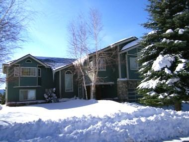 Luxurious 4 BR executive home on the water - TKH0910 - Image 1 - South Lake Tahoe - rentals