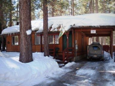Pet Friendly South Lake Home Centrally Located ~ RA697 - Image 1 - South Lake Tahoe - rentals