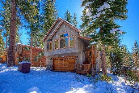 Spectacular, brand new home, 2min to Diamond Peak - HCH1421 - Image 1 - South Lake Tahoe - rentals