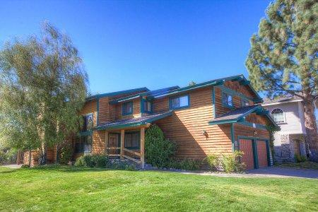 Expansive Tahoe Keys Waterfront Home ~ RA910 - Image 1 - South Lake Tahoe - rentals