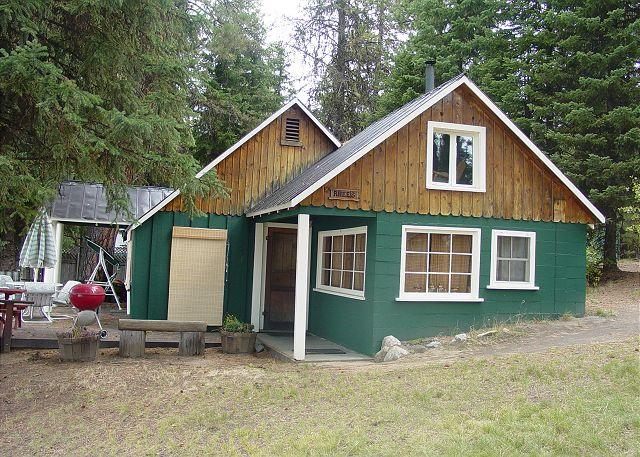 Payette Lake-front Cabin with Private Dock and Sandy Beach. - Image 1 - McCall - rentals