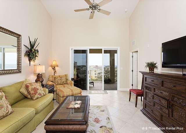 Cinnamon Beach 263 comfortably sleeps six people! - 263 Cinnamon Beach Ocean Hammock 6th Floor, Penthouse, OceanView - Palm Coast - rentals