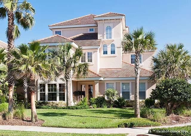 Live our your beach vacation dreams at Sea Star Palace - Sea Star Palace - 2 pools, spa, gym, , New Private Pool - Palm Coast - rentals