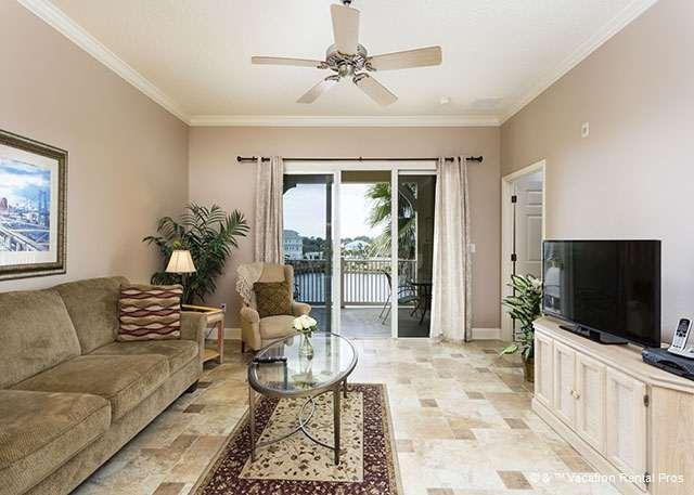 Take a load off in Cinnamon Beach House 933! - 933 Cinnamon Beach, Tile Floors, New HDTV, Wifi, 2 heated pools - Palm Coast - rentals