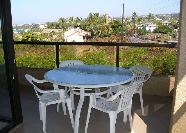 Large L-shaped lanai - Kona Pacific E-727 close to Downtown Kailua Kona! - Kailua-Kona - rentals