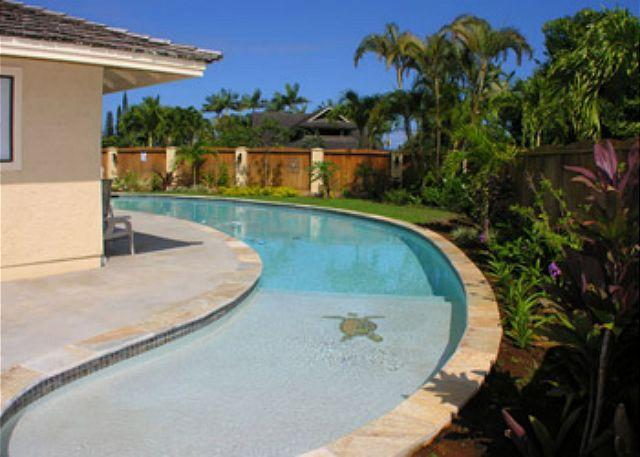 Pool - Cozy 2 Bedroom home with Pool - Princeville - rentals