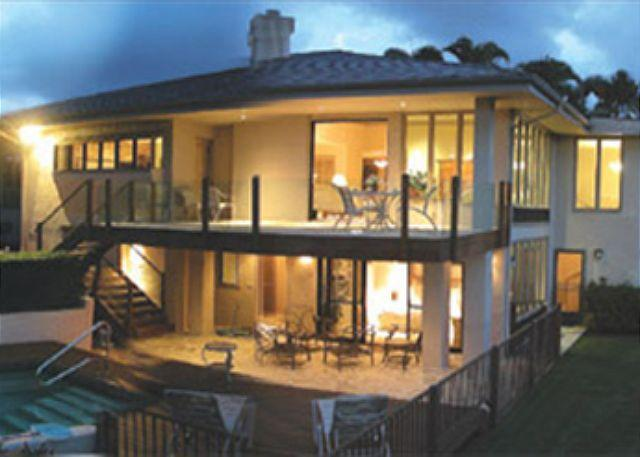 Main - Kalani Villa:4 Bedroom home with pool and amazing golf course/mountain views! - Princeville - rentals