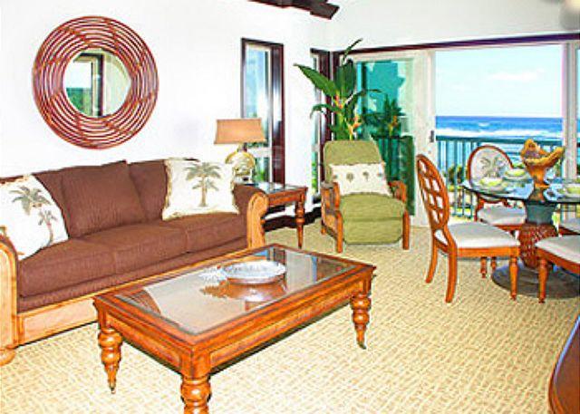 Panoramic Ocean Views, Enjoy the tranquil sounds of Hawaii's Ocean! - Image 1 - Kapaa - rentals
