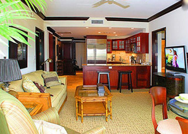 Waipouli #D-309: 2bdr/3bath city view condo with amenities - Image 1 - Kapaa - rentals