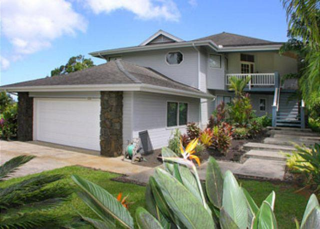 Front Entry - Your Island home away from home! - Princeville - rentals