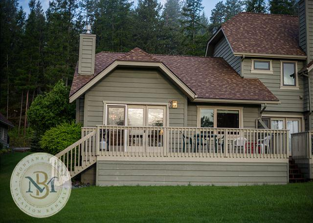 Enjoy Eagle Bend Golf Course, Bigfork Summer Playhouse and Art Galleries! - Image 1 - Somers - rentals