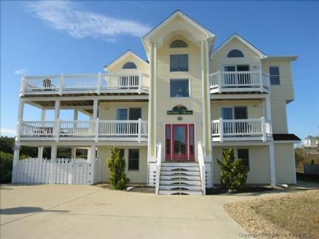 Front Elevation - Infinity Shores - Corolla - rentals