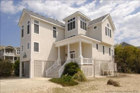 Front Elevation - Sea Bright - Corolla - rentals