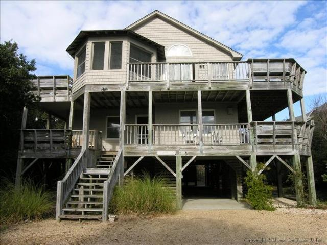 Front Elevation - Seaclusion - Duck - rentals